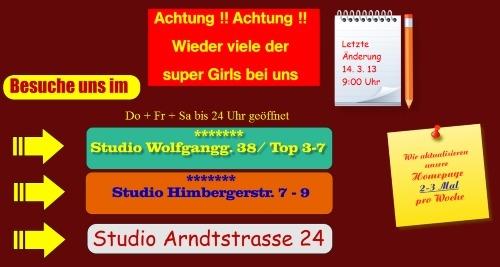 Studio Wolfganggasse Vienna