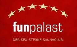 logo of Funpalast Saunaclub in Wien
