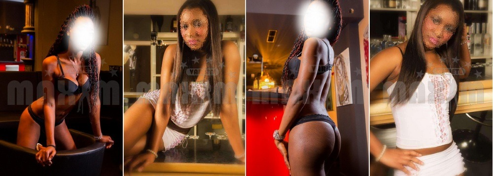 Black Girls in Sex Club Maxim Wien