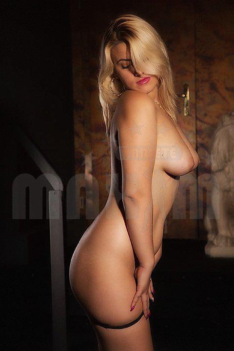 Erika from Sexclub Maxim Wien