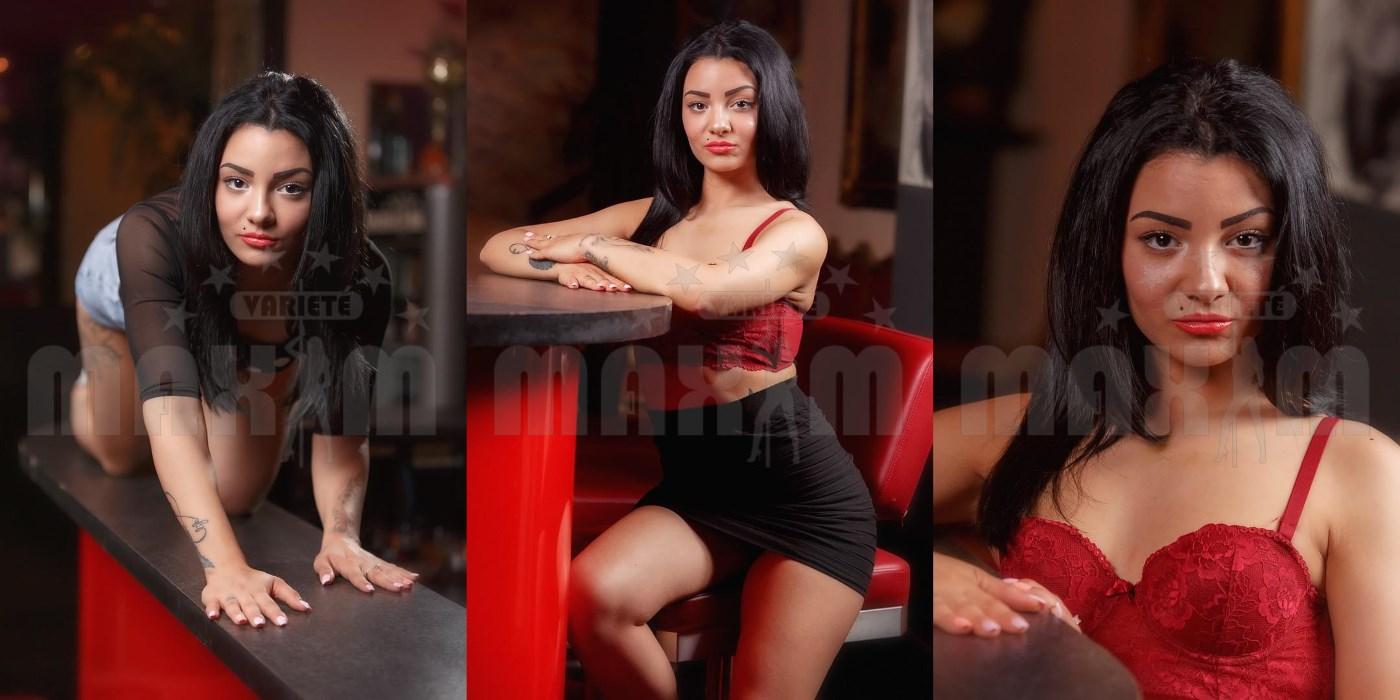 Alina in Vienna Sexclub Maxim Wien