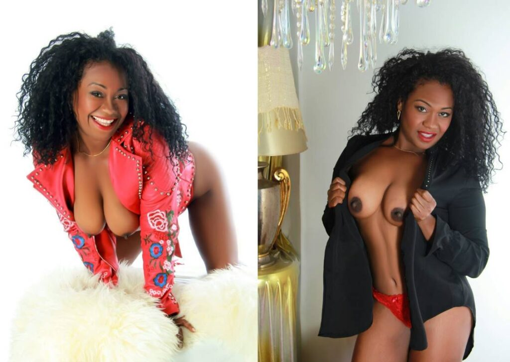 black girl Simone from the escort agency Escort Angels in Vienna