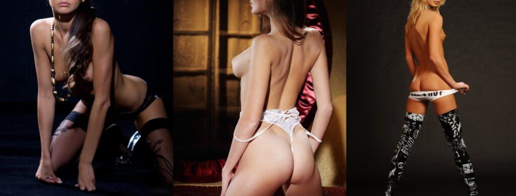 High class Victoria Escort Vienna girls Denise Liana Silvia