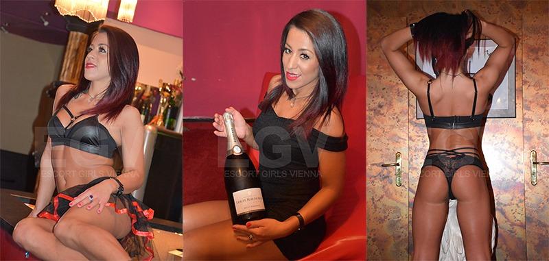 Hot bisexual girl Maya from Maxim Wien
