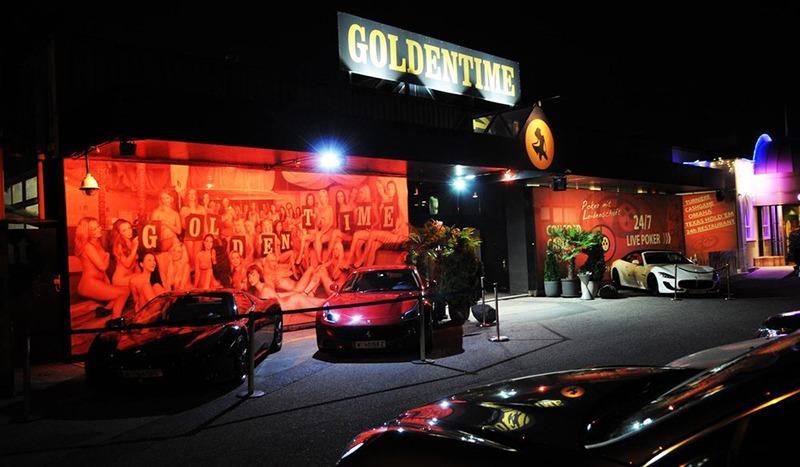Goldentime Saunaclub Wien