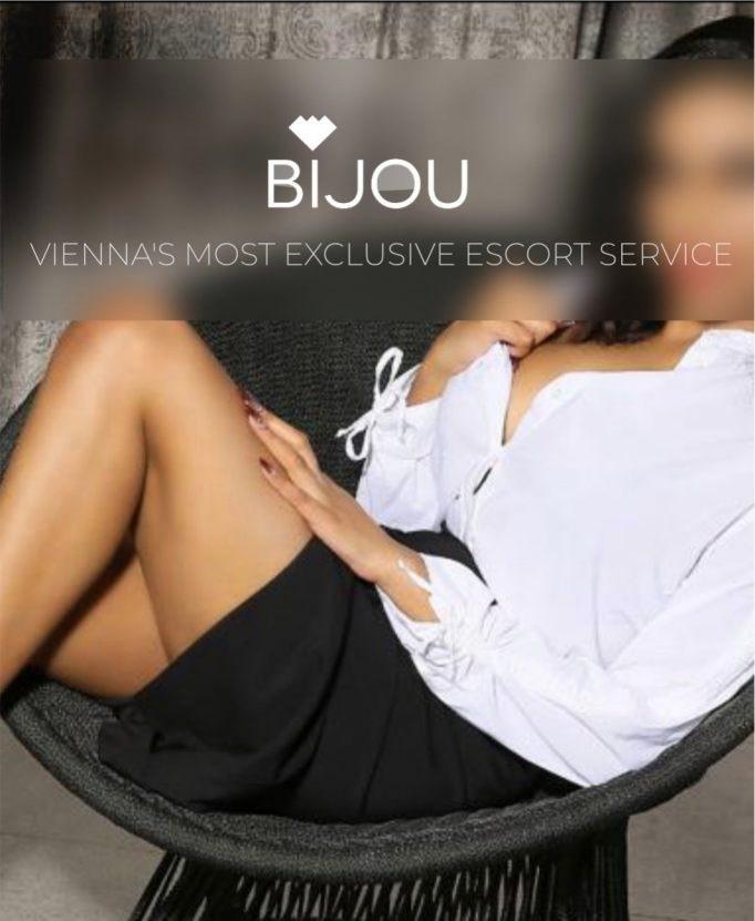 Lena VIP escort girl from Bijou escort
