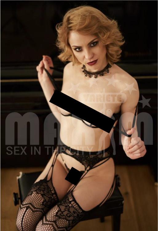 Miss Daisy Diamond from Stripclub Maxim Wien